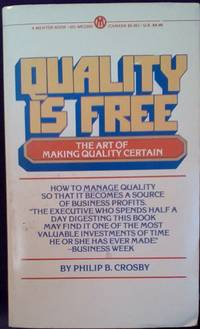 image of Quality is Free