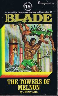 image of The Towers of Melnon (Richard Blade Series, #15)