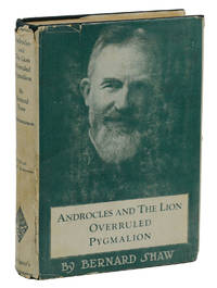 Androcles and the Lion, Overruled, Pygmalion