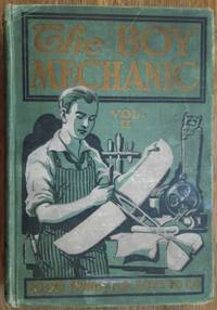 image of The Boy Mechanic, Vol. II: 1000 Things for Boys to Do (One Volume Only)