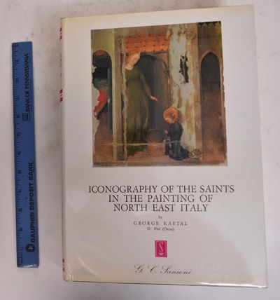 Florence: Sansoni, 1978. Hardcover. VG+/VG+ (light foxing to upper block edges, pages are VG+). Navy...