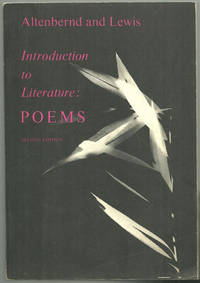 Image for INTRODUCTION TO LITERATURE: POEMS