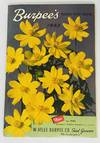 View Image 2 of 4 for  Burpee's Seeds That Grow 1942 New for 1942 - Burpee's Yellow Cosmos Inventory #2477