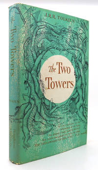 THE TWO TOWERS by J. R. R. Tolkien - First Edition; Thirteenth Printing - N.D. - from Rare Book Cellar and Biblio.com