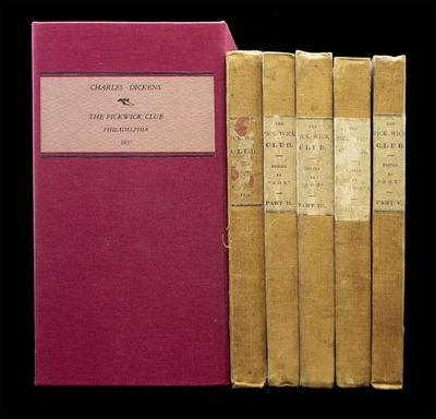 Posthumous Papers of the Pickwick Club