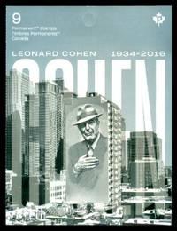 image of LEONARD COHEN 1934 - 2016