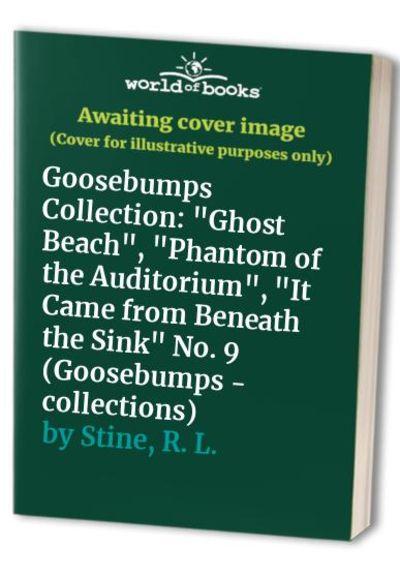 9780590199803 Goosebumps Collection Ghost Beach