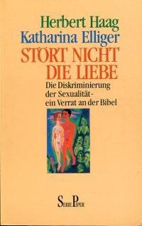 """""""Stört nicht die Liebe""""."""
