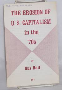 The erosion of U.S. capitalism in the \'70s