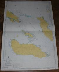Nautical Chart No. 3997 South Pacific Ocean, Soloman Islands, Indispensable Strait