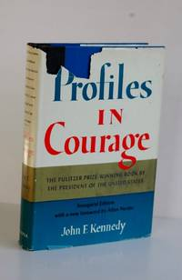 Profiles in Courage by John F. Kennedy - New York, Harper & Row, Memorial Edition 1964 - 1964 - from YJS BOXES OF BOOKS (SKU: biblio692)
