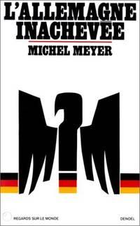 L' Allemagne Inachevée
