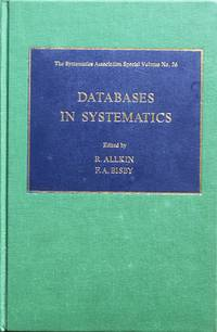 Databases in systematics