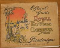 image of Illustrated Guide to the Royal Botanic Gardens, Peradeniya, with a Plan