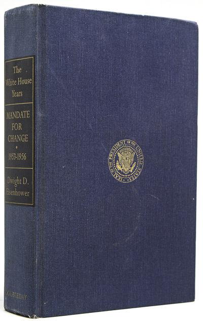 Garden City, New York: Doubleday & Company, Inc, 1963. First Trade edition. 1 vols. 8vo. Blue cloth....