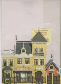 Greeting Card of Model Villa by Bethnal Green Museum - 1960 - from Hard-to-Find Needlework Books and Biblio.com