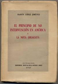El Principio de no Intervención en América y la Nota Uruguaya
