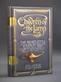 The Akhenaten Adventure (Children of the Lamp) [SIGNED]