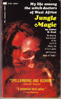 image of Jungle Magic: My Life Among the Witch Doctors of West Africa