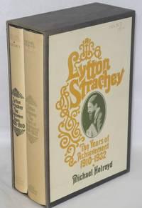 Lytton Strachey; a critical biography