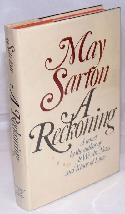 New York: Norton, 1978. Hardcover. 254p., very good first edition, first printing stated in half-clo...