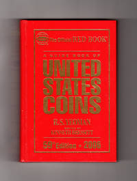"""YEOMAN 1981 GUIDE BOOK OF UNITED STATES COINS 34th EDITION /""""REDBOOK/"""" BY R S"""