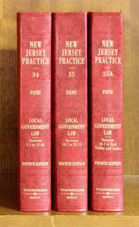 Local Government Law, 4th ed. 3 Vols. with June 2017 supplements