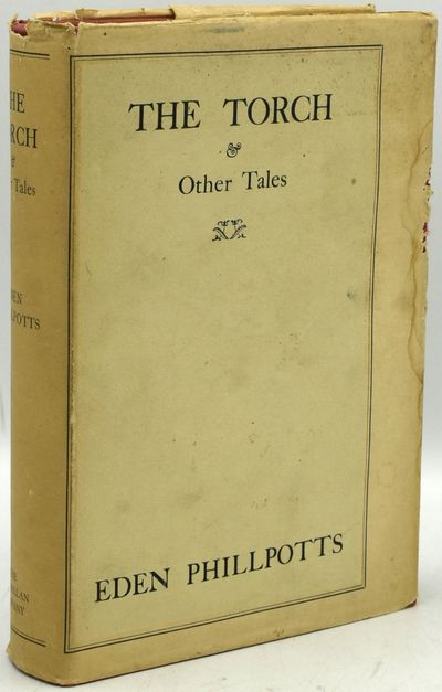 New York: The Macmillan Company, 1929. Hard Cover. Very Good binding/Good dust jacket. With no marks...