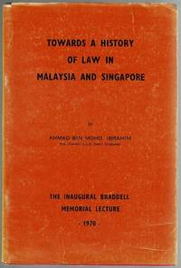 image of Towards a History of Law in Malaysia and Singapore