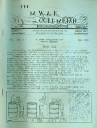 The M.W.A.K. Columbian. Vol. I, No. 1 (March 1935) through Vol. III, No. 1 (8 January 1937)