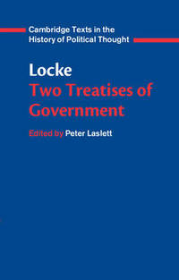image of Locke: Two Treatises of Government Student edition