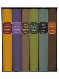 Wessex Novels, 6 Volume Set in Slipcase: Far from the Madding Crowd; Tess of the d'Urbervilles; The Mayor of Casterbridge; The Return of the Native; Jude the Obscure; The Woodlanders (The Folio Society)
