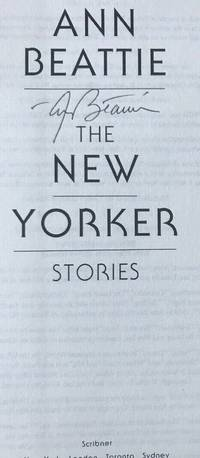 THE NEW YORKER STORIES (SIGNED)