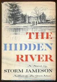 The Hidden River by  Storm Jameson - 1st Edition, so stated - 1955 - from The Bookworm and Biblio.com