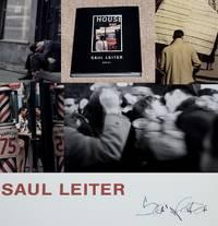 SAUL LEITER: THE STEIDL EXHIBITION MONOGRAPH