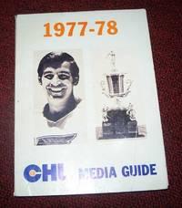 CHL (Central Hockey League) Media Guide 1977-1978