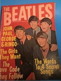 THE BEATLES: PERSONALITY ANNUAL, VOLUME 1, NUMBER 1