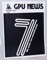 image of GPU News vol. 7, #1, October 1977; We Enter Our Seventh Year