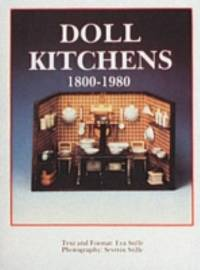 Doll Kitchens, 1800-1980