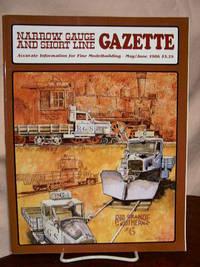 image of NARROW GAUGE AND SHORT LINE GAZETTE - MAY/JUNE, 1986; VOLUME 12, NUMBER 2