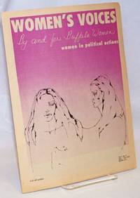 Women\'s Voices: by and for Buffalo Women; Vol. 1 No. 2, Sept.-Oct. 1972