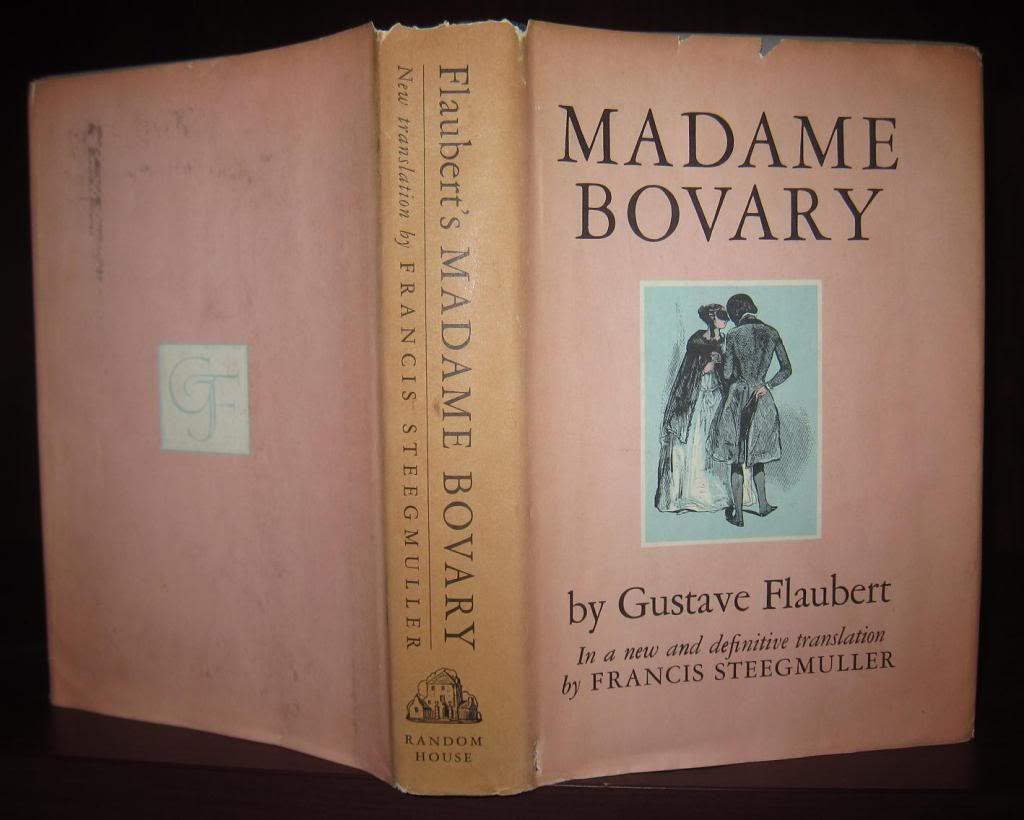 madame bovary book summary