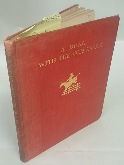 New York: Privately Printed, 1928. Octavo; VG-/no-DJ; Thin age toned red fabric spine with gilded te...