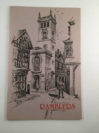 Ramblers; Li terary Travels at Home & Abroad Berg Collection of English and American Literature