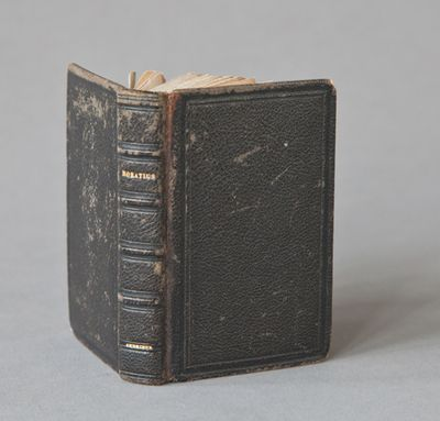 A. Mesnier, Paris, 1828. Very good: discoloration to endsheets, old faint Hungarian library stamp on...
