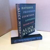 Hateship, Friendship, Courtship, Lovership, Marriage: Stories by  Alice Munro - Second Printing. - 2001 - from j. vint books (SKU: 003853)