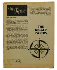 The Digger Papers in The Realist No. 81 August, 1968