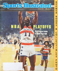 image of Sports Illustrated Magazine, May 8, 1978 (Vol 48, No. 20) : NBA Playoffs -  Elvin Hayes Leads A Bullet Barrage