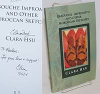Barouche Impromptu and other Moroccan Sketches [inscribed and signe]