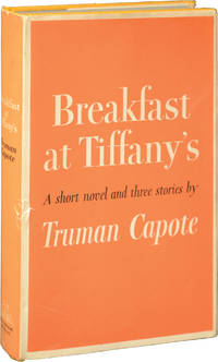 Breakfast at Tiffany's (First Edition) by  Truman Capote - First Edition - 1958 - from Royal Books, Inc. and Biblio.co.uk